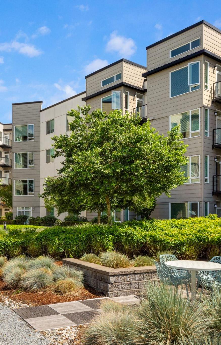 Urban Housing Ventures Waterscape Apartments